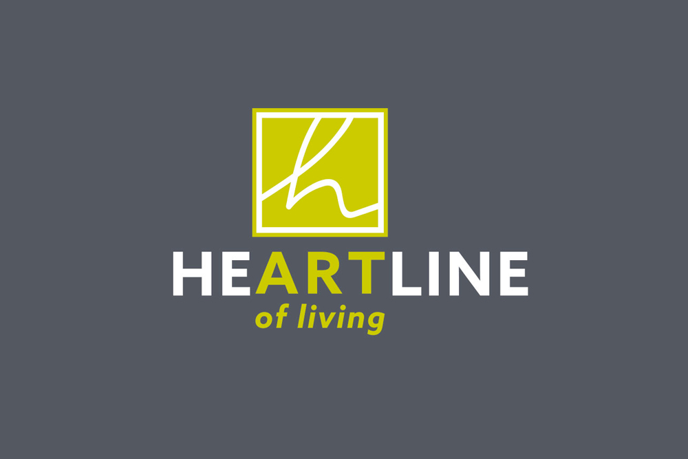 apartment logo - heartline